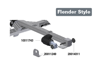 Shop Flender Style Replacement Parts