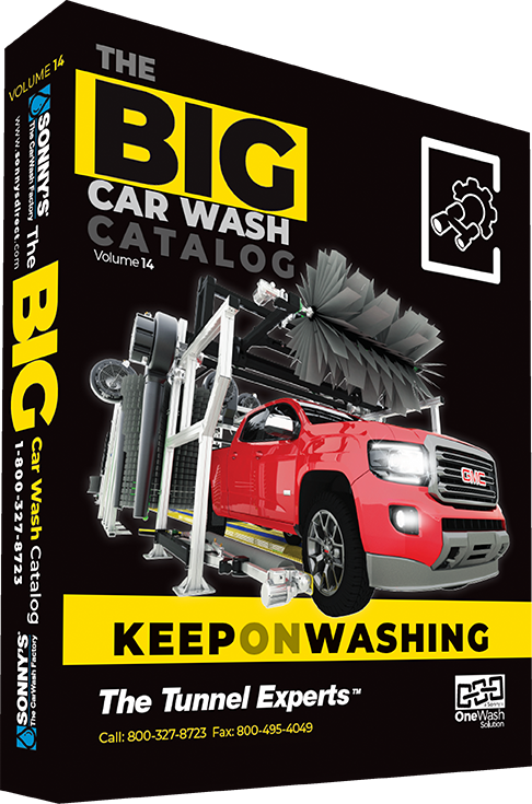 The Big Car Wash Book