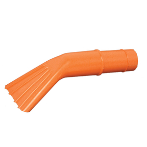 Vacuum Nozzle Claw 2in O.D. Orange