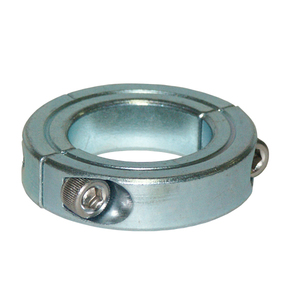 Collar 2pc Clamp 1-1/4in I.D. Zc Plated