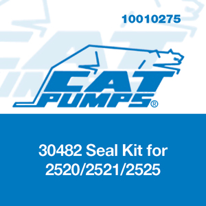 Cat Pumps 30482 Seal Kit 2520/2521/2525