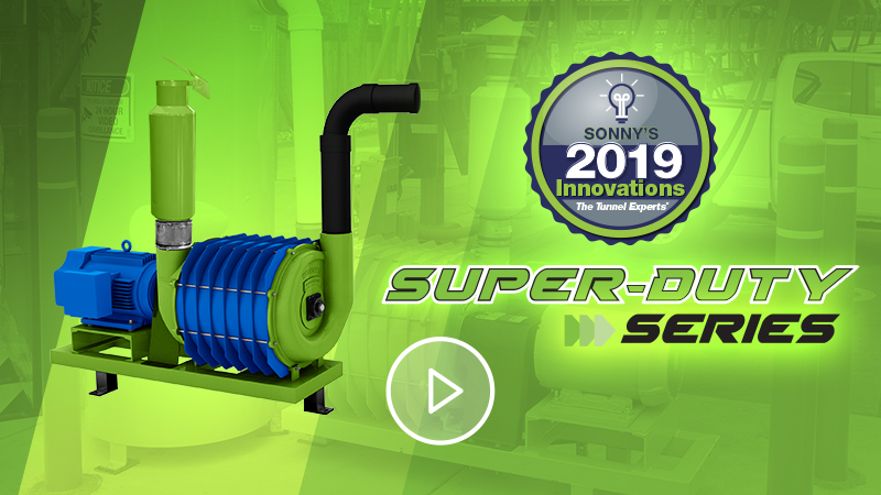 Super-Duty Series - New Equipment Innovation