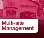 Multi-Site Management