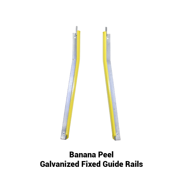 Guide Rails Attachment | Conveyors | Tunnel Equipment