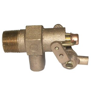 RMC R810-1in MPT Casa Float Valve Brass