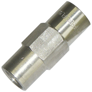 Check Valve CV600 SS 3/8in FPT 8GPM