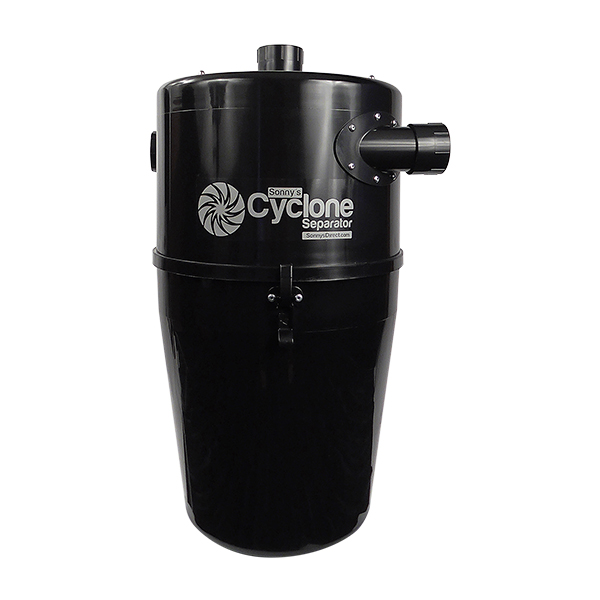 Cyclone Vacuum Trash Collector