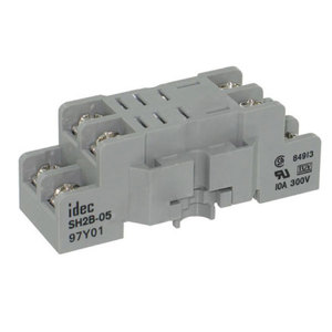 Socket, SH2B-05 Base for 8-Blade Relay