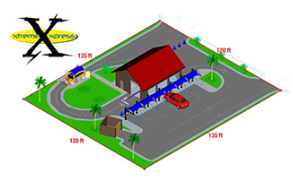car wash building plans site layouts sonny s the carwash factory
