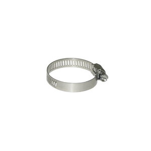 Hose Clamp Mini 004M SS 5/8in Max Dia