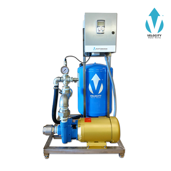 Velocity VFD Booster Pump Systems