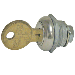 Fort Cam Cylinder 3/8in w/2 keys