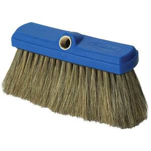 Foam Brush Un 4in Hog Hair Bri, Blue