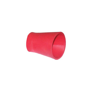 Nozzle, Protector Non-Marring Red