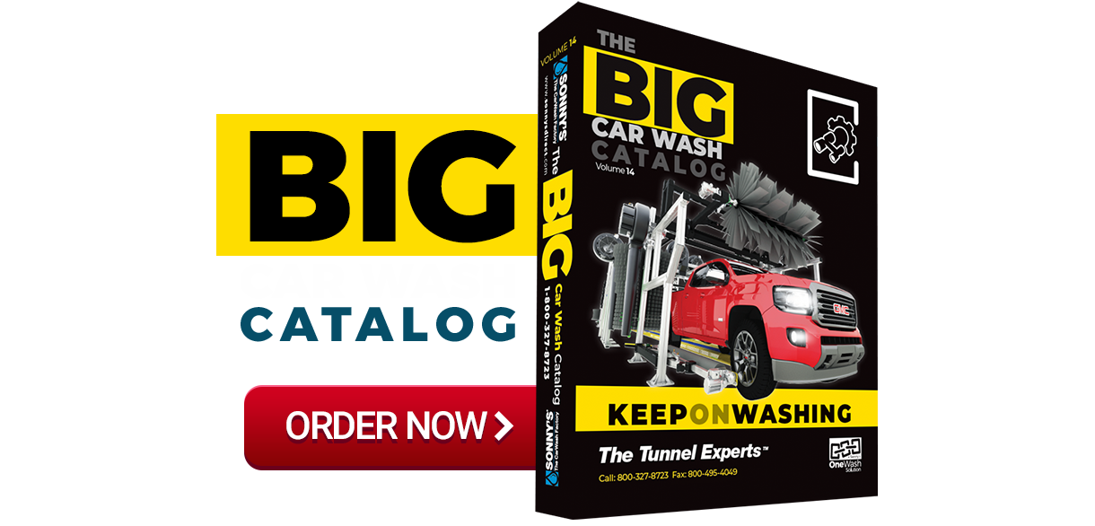 Order The Big Car Wash Catalog