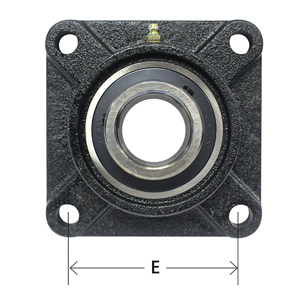 AMI Bearing 4-Bolt Flange 3/4in