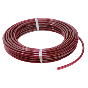 Soft Tubing, Poly 3/8in TP Red 100ft