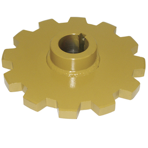 Sprocket, 12-Tooth 2-1/4in Key Bore