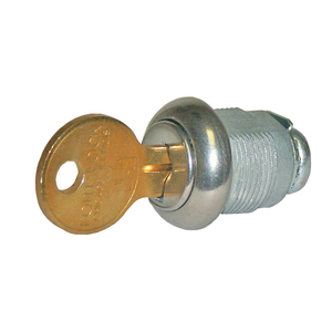 Fort Cam Cylinder 5/8in w/2 keys