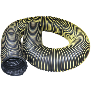 "Blower Duct Hose, 10"" Dia x 15ft Length"