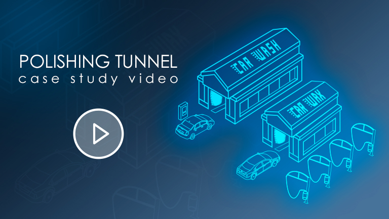 Polishing Tunnel Case Study Video