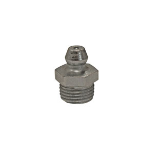 Grease Fitting Straight 1/8-27 NPT