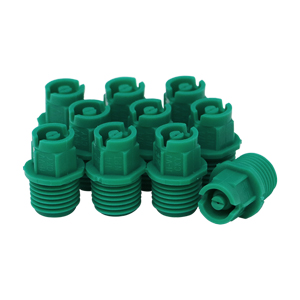 Nozzle 1/4in MPT 25° 01 Green