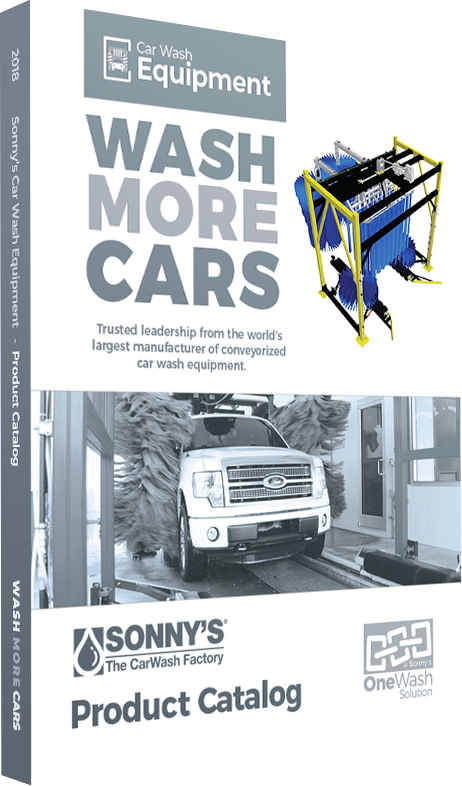 Car Wash Equipment Product Catalog