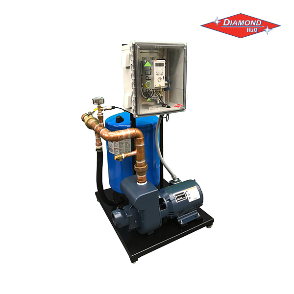 Propel Booster Pump Systems