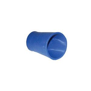 Nozzle, Protector Non-Marring Blue