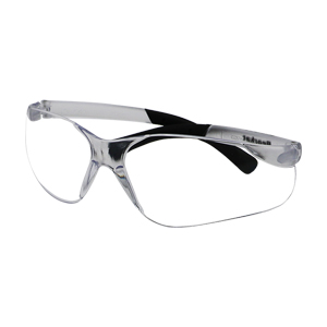 Safety Wrap Around Glasses Clear Pk/12