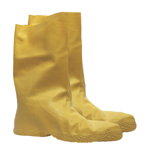 Safety Boot Covers Latex, XL 10-11 Pair