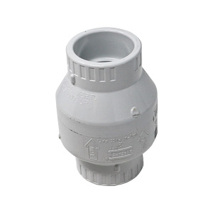 Check Valve Swing 1520 PVC40 2in Socket