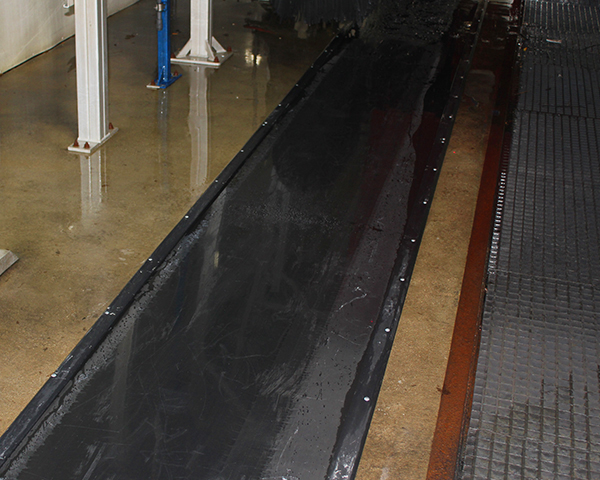 Conveyor Tracking Pad