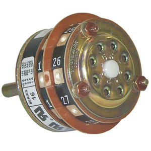 Shallco Switch 2-Stack 8 Position Rotary