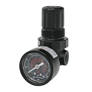 Norgren Regulator w/Gauge R-L 1/4in FPT