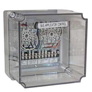 Bug Applicator Control Box