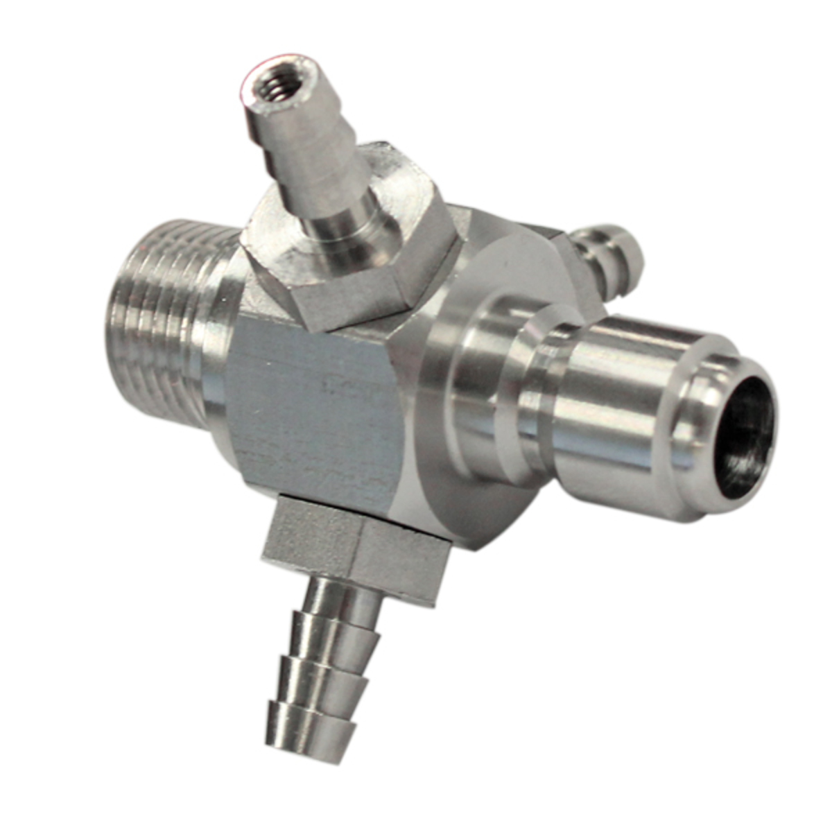 Stainless Steel Chemical Injector .057