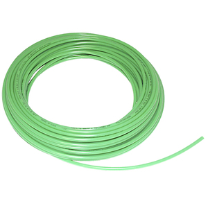 Tubing Poly, 1/4in 120PSI Green 100ft