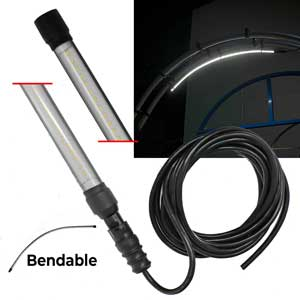 G&G 8ft Bendable Boom Light w/Cable