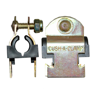 Zsi, Cush-A-Clamp 004N008 1/4in ID Zn