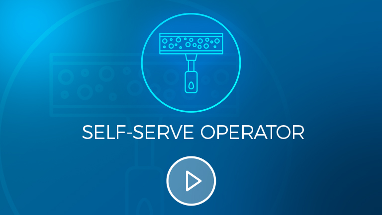 Learn more about Self-Serve Operator