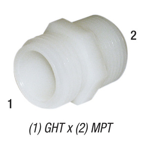 Garden Hose D3434 3/4in GHT x 3/4in MPT
