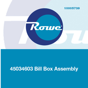 Rowe, 45034603 Bill Box Assembly