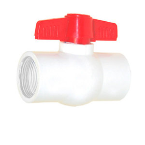 Ball Valve, 201-307 PVC40 1-1/2in FPT