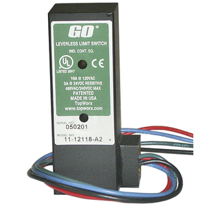GO® Switch Magnet-Actuated 11-12118-A2
