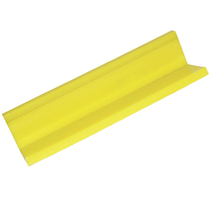 Angle, Conv Yellow UHMW Rail 15ft Length