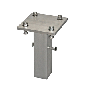 Tip Box, Mounting Flange and Hardware