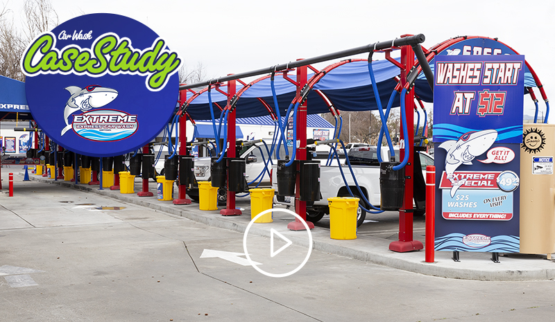 Extreme Express Car Wash Case Study Video