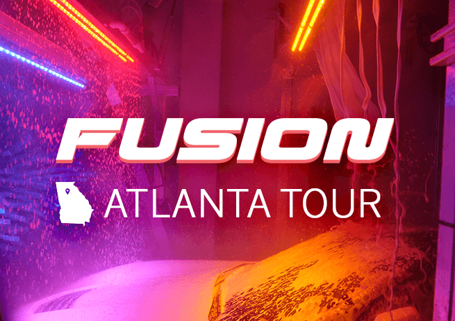 Fusion Tour, Atlanta Georgia
